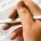 Consulta e reapreciação de prova - secundário