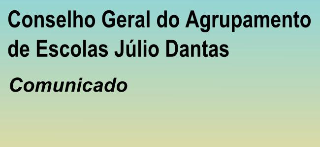 CG - Comunicado Nº2 2015/2016