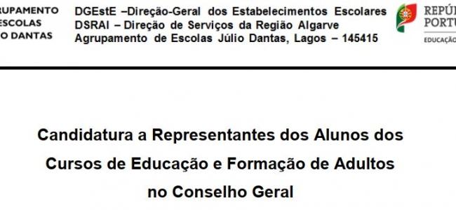 Lista - Representantes EFA CG