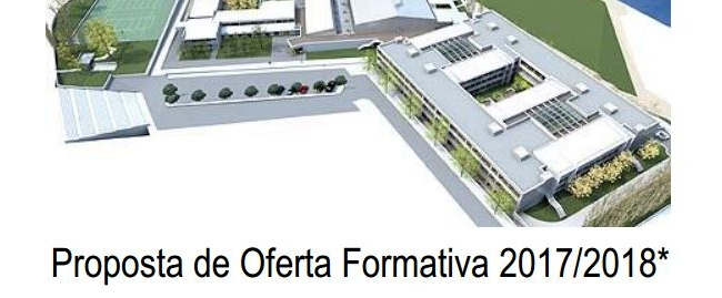 Proposta de Oferta Formativa 2017/2018
