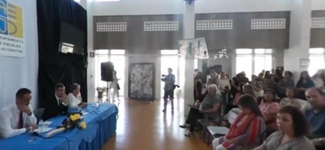 Cerimónia de Tomada de Posse - Vídeo