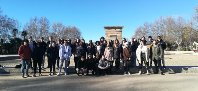 Visita de Estudo à FITUR em Madrid